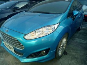 Fresh Ford Fiesta 1.5 2014 AT Blue HB For Sale
