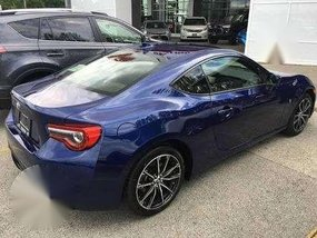 Fresh Toyota 86 Automatic Blue Coupe For Sale