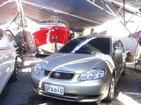 Good as new Toyota Corolla Altis G 2002 for sale