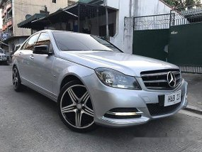 Well-kept Mercedes-Benz C180 2011 for sale