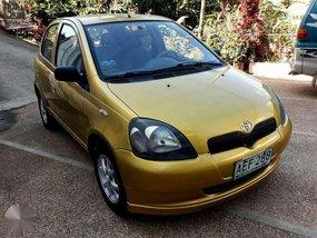 2001 Toyota Echo 1.3 vvti for sale