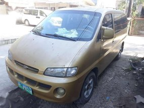 For sale Hyundai Starex Gold 1996 Model