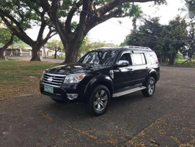 2011 Ford Everest Limited 4x2 AT for sale