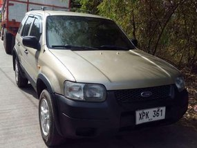 Ford Escape 2.0 AT 2004 for sale