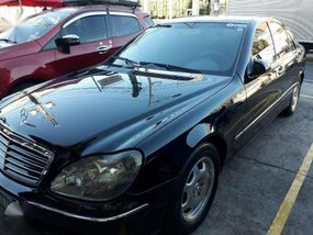 2003 Mercedes Benz S-CLASS S350 Luxury Car for sale