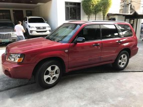 2003 Subaru Forester AT - RUSH SALE