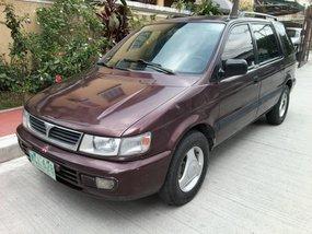 Good as new Mitsubishi SPACEWAGON 1997 for sale