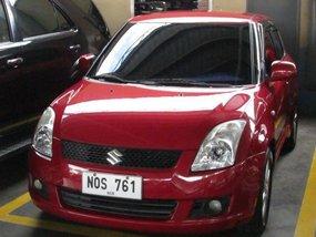 Well-kept Suzuki Swift 2010 for sale