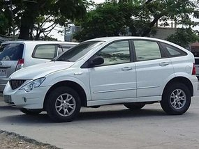 Ssangyong Actyon 2009 CRDi White HB For Sale