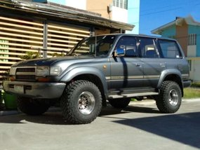 For sale Toyota Land Cruiser LC80 1990