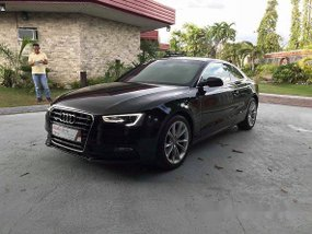 Well-kept Audi A5 2017 A/T for sale