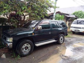 For sale 2006 Nissan Terrano 4x4 diesel TD27 engine aircon