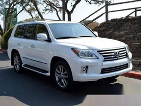 Well-maintained Lexus LX570 2015 For Sale