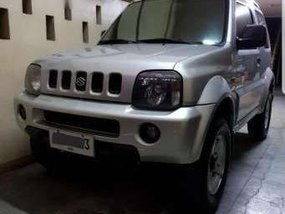 Suzuki Jimny 2002 AT Silver SUV For Sale