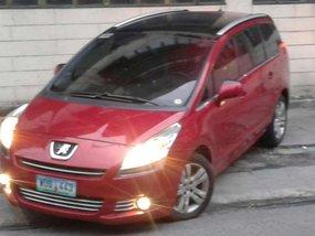 2013 Peugeot 5008 for sale