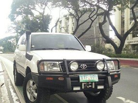 Well-maintained Toyota Land Cruiser 2001 for sale