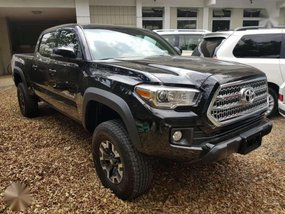 New 2018 Toyota Tacoma TRD 4x4 V6 for sale