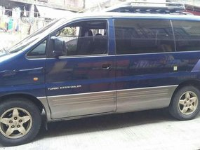 For sale Hyundai Starex turbo diesel 2001