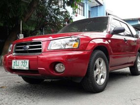 2003 model Subaru Forester for sale
