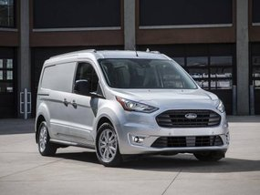 Ford Transit Connect 2019 Cargo Van to be launched this fall