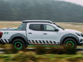 'Navara Off-Roader' name reserved for the rival-to-be of the Raptor