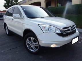 Top of the Line Honda CRV 4X4 2.4L AT 2011 for sale