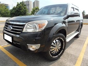 Very Fresh SuperLoaded Ford Everest XLT AT 2 2011 for sale