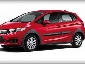 Honda Jazz X-Road pack with crossover styling revealed in 2018 Geneva