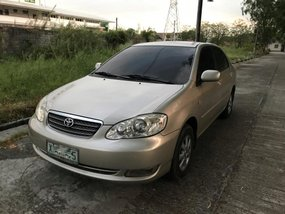 Well-maintained Toyota Corolla Altis E 2004 for sale