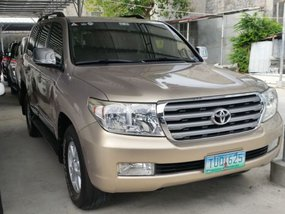 2011 Toyota Land Cruiser vx 200 for sale