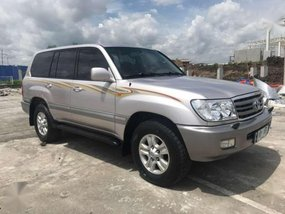 2002 Toyota Land Cruiser for sale