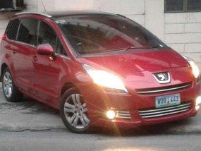 2014 Peugeot 5008 dsl matic for sale
