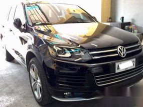 Good as new Volkswagen Touareg V6 TDI 2015 for sale