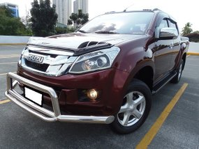 Well-kept Isuzu D-Max 2015 for sale