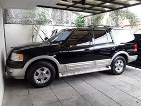 Well-maintained Ford Expedition Eddie Bauer 2005 for sale