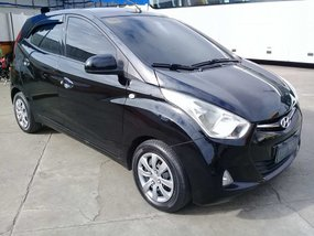 Well-kept Hyundai Eon manual 2012 for sale