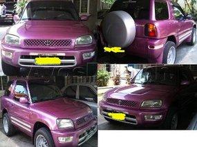 Toyota Rav 4 at 2 door 1998 for sale