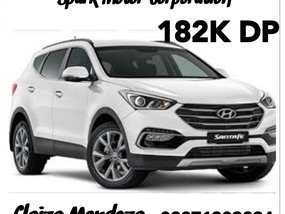 Hyundai Santa Fe 2018 for sale Abad Santos Best Deal
