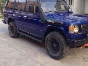 For Sale or Swap 1st Gen Mitsubishi Pajero 1989