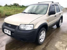 Ford Escape 5dr 2004 XLS 2.0L AT Gas for sale