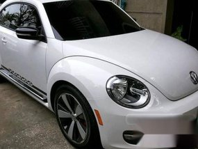 Well-maintained Volkswagen Beetle 2.0L 2013 for sale