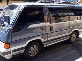 2002 Nissan Urvan Homy Van for sale