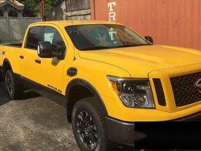 2017 Nissan Titan Imported Tax Paid