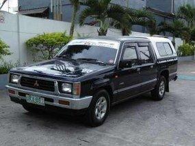 Mitsubishi L200 pick up diesel 4d56 1997 model for sale