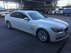 Well-maintained BMW 740Li 2010 for sale