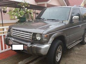 Well-kept Mitsubishi Pajero 2001 for sale