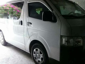 2014 Toyota Hi Ace Commuter for sale