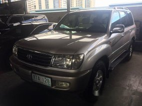 Good as new Toyota Land Cruiser 2002 for sale