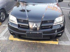 Mitsubishi Outlander 2005 Black SUV For Sale