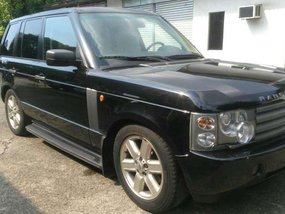 RANGE ROVER hse 2005 for sale